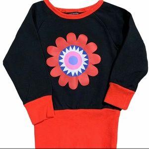 Marimekko Toddler Girl Sweatshirt 24M EUC